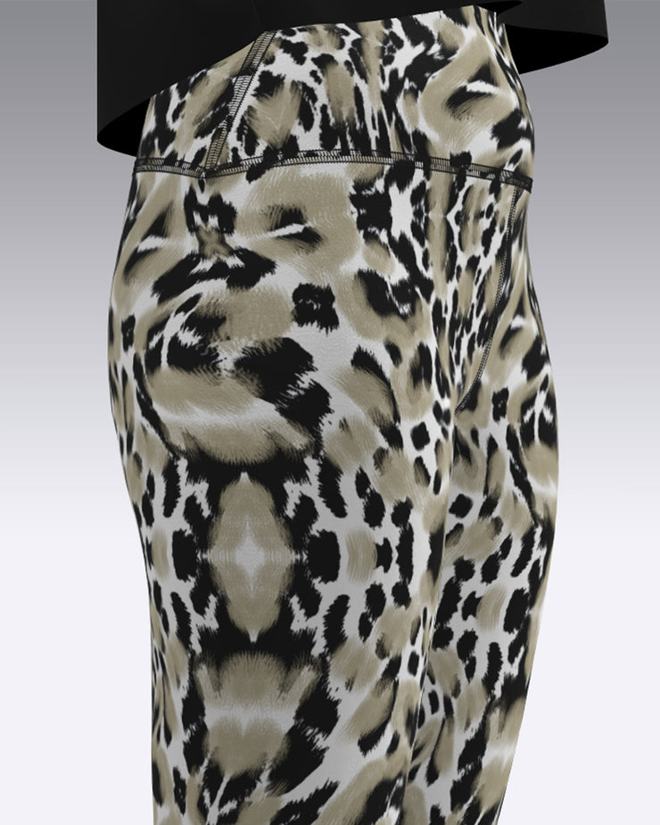 Polo Leopard F/L Tights