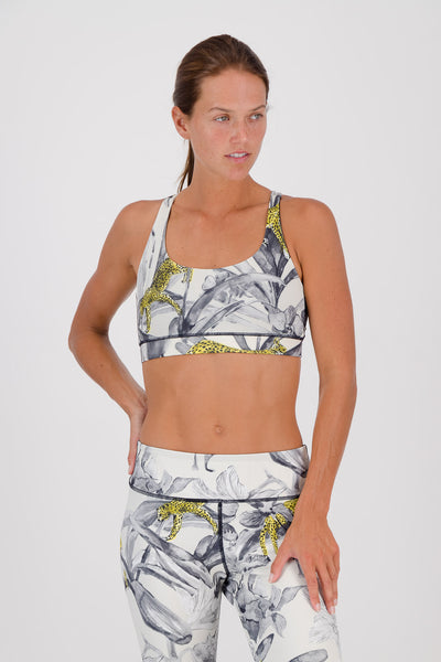 Wild Orchid Free My Heart Sports Bra