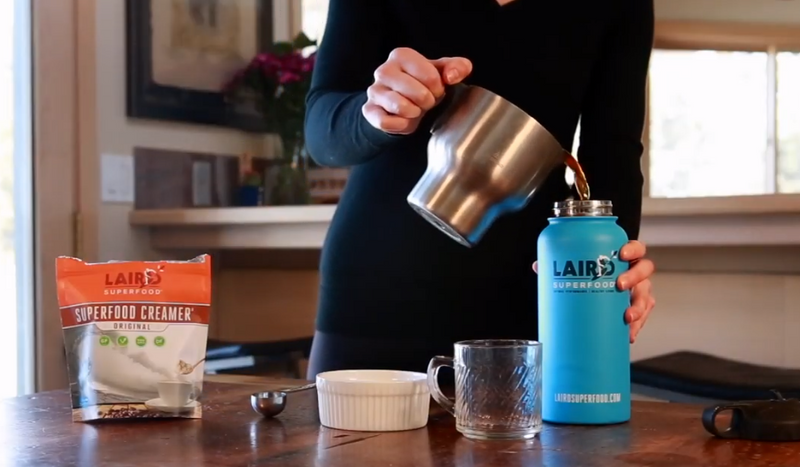 3 Ways to Make a Superfood Latte