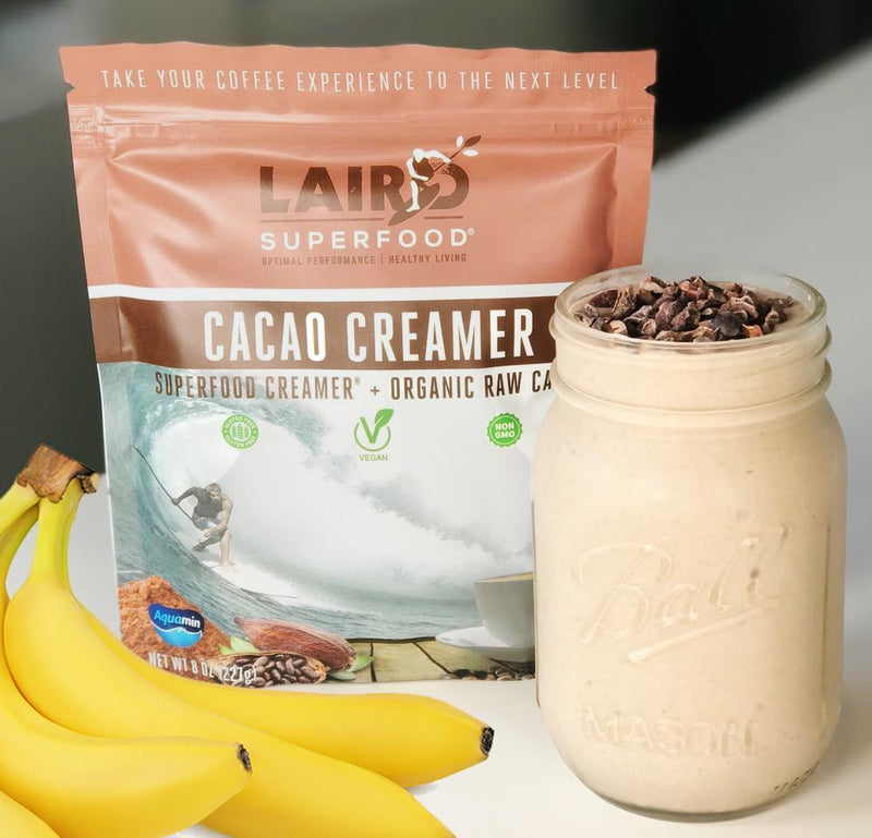 Superfood Cacao Shake Recipe