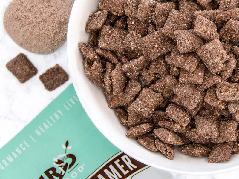 Superfood chocolate mint munch recipe