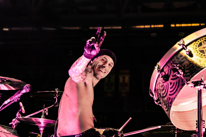 Frank Zummo | The World-Touring Drummer's Daily Ritual