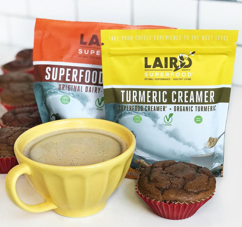 Superfood Pumpkin Muffin Recipe