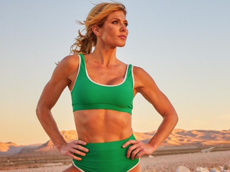 Workout with Torrie Wilson | Laird Superfood®