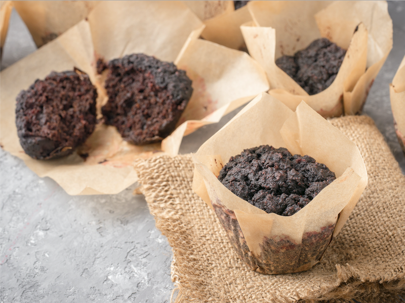 Superfood chocolate cupcake recipe
