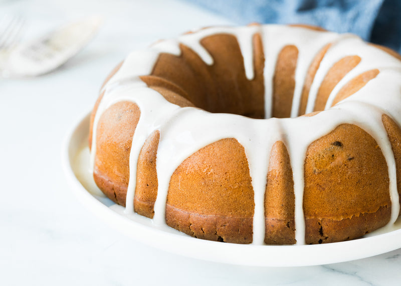 Plant-Based Chai Bundt Cake Recipe