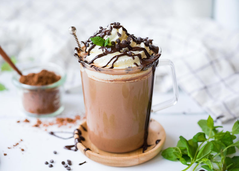 Plant-Based Mint Mocha | Laird Superfood