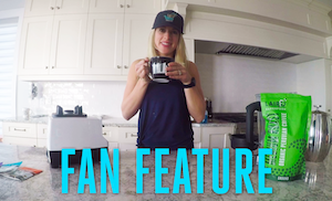 Fan Feature: @ageorgio_lifestyle's Perfect Cup