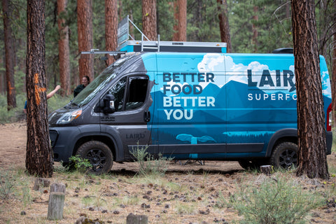 OTTA x Laird Superfood Trail Cleanup