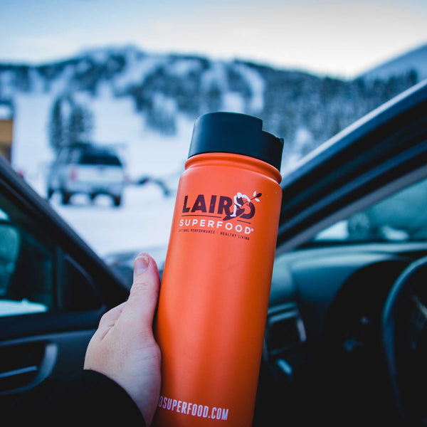 18 ounce insulated bottle
