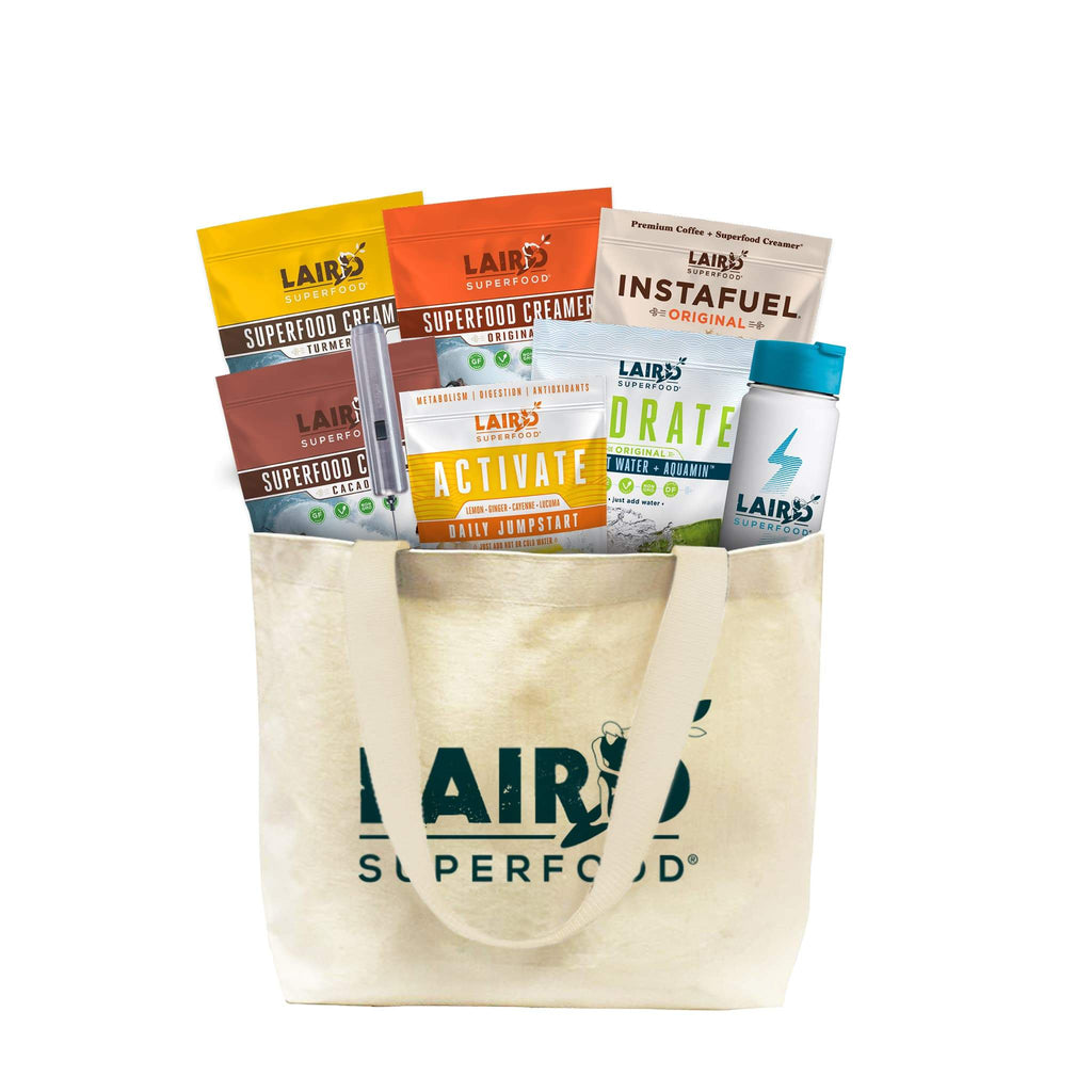 Medium Fuel Pack, Laird Superfood
