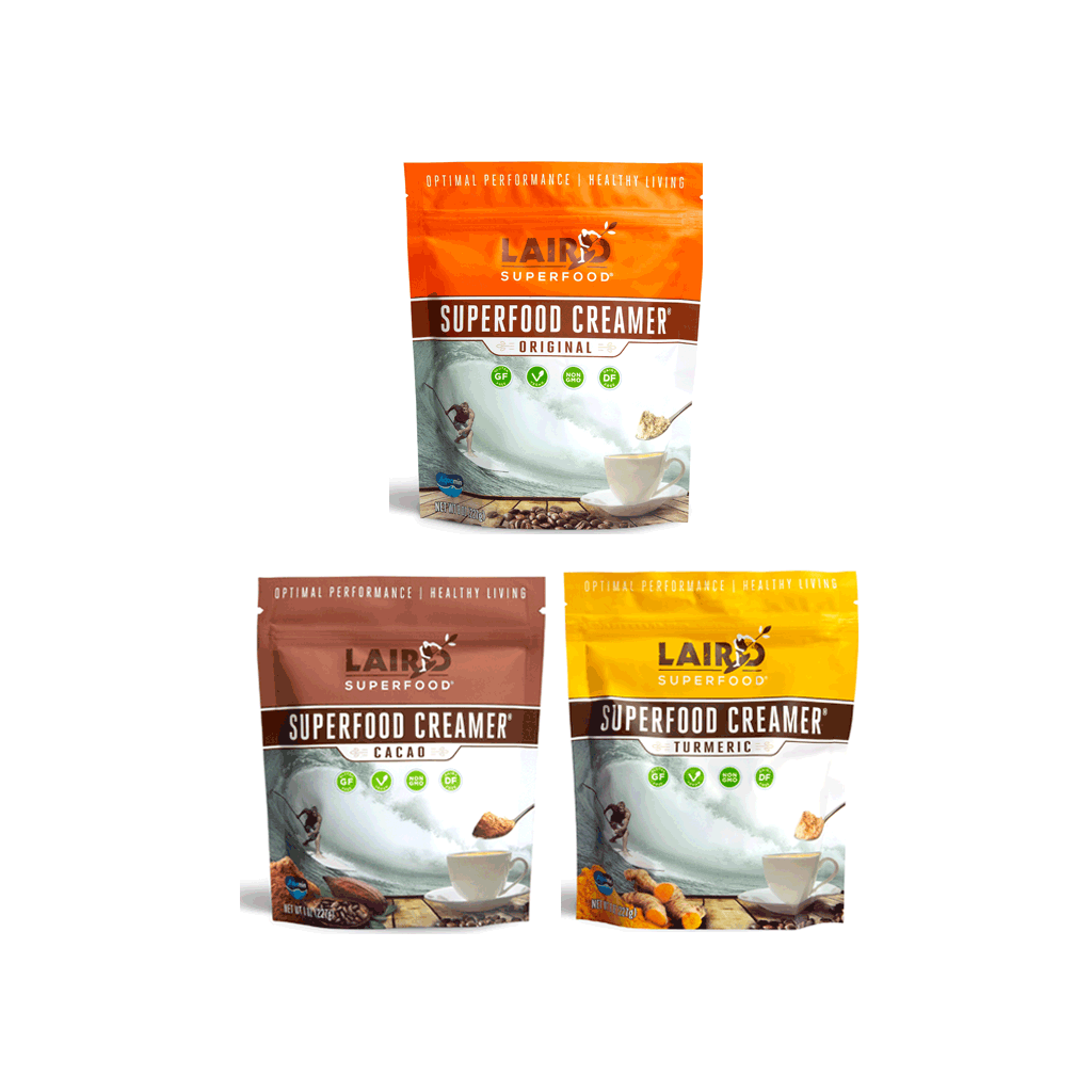 Superfood Creamer - 3 pack Bundle