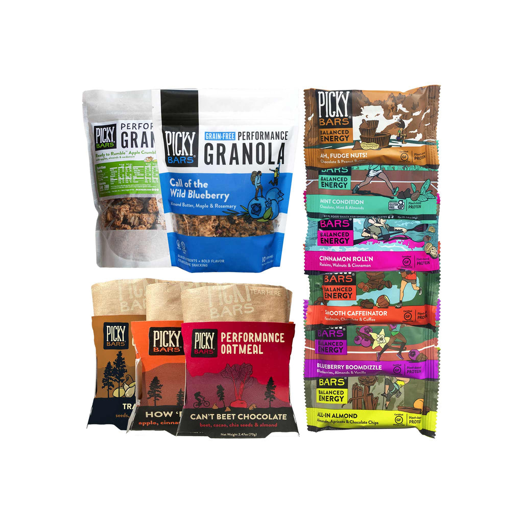 The All-In Bundle - Picky Bars and Laird Superfood