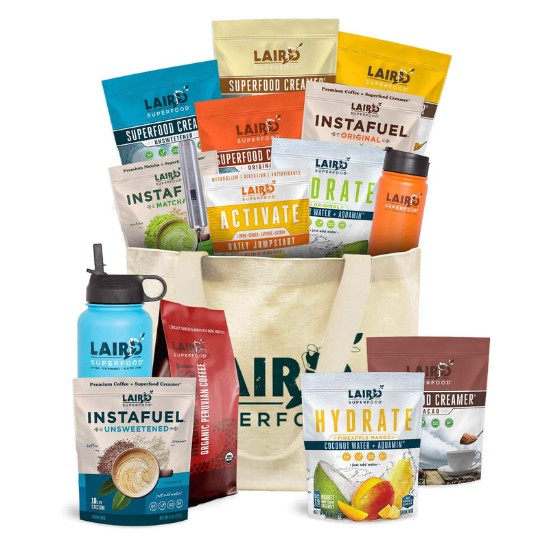 Laird Superfood Gift Pack, XXL