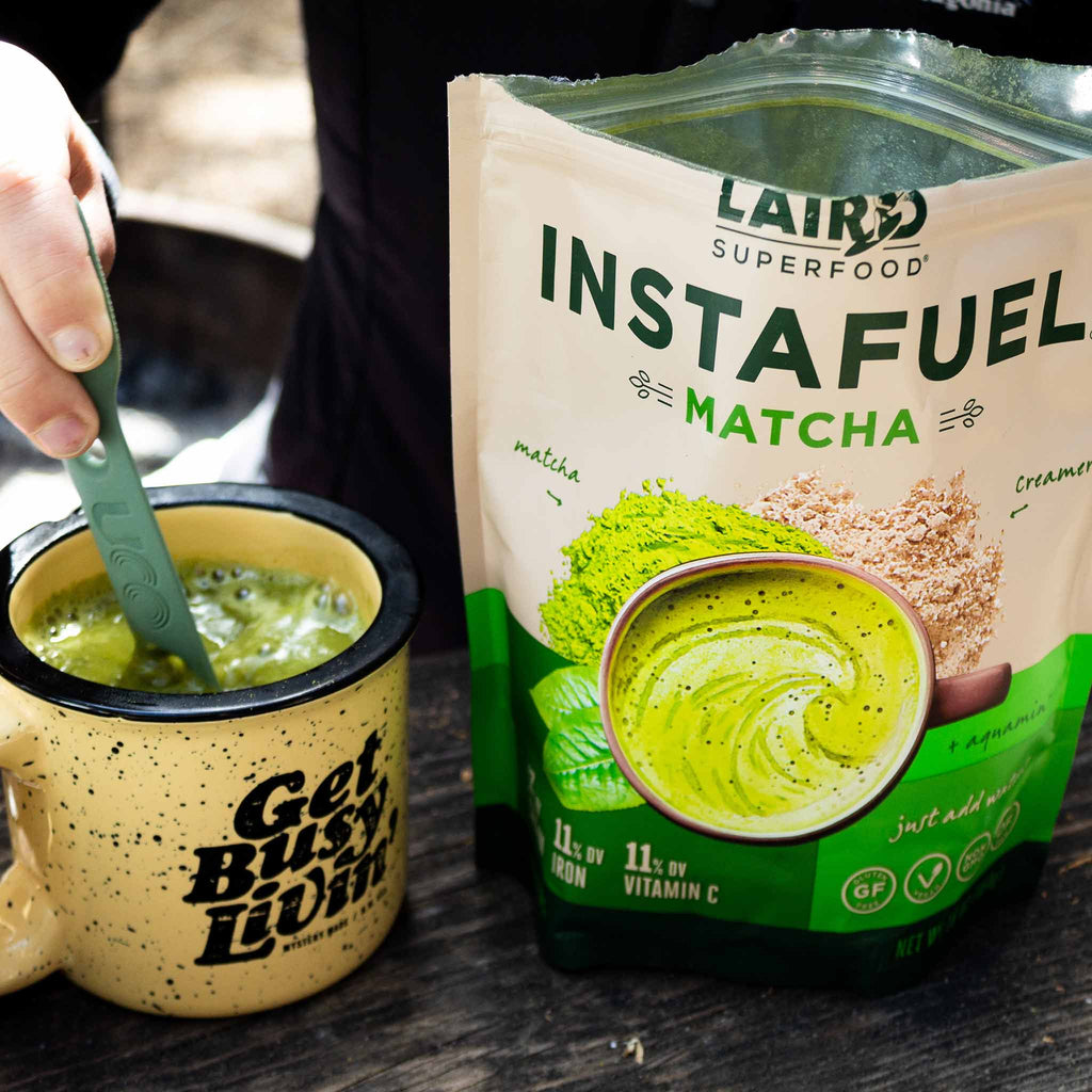 Instant Matcha Green Tea Latte
