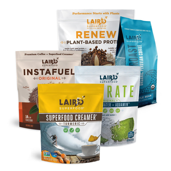 Laird Hamilton's Laird Superfood Bundle