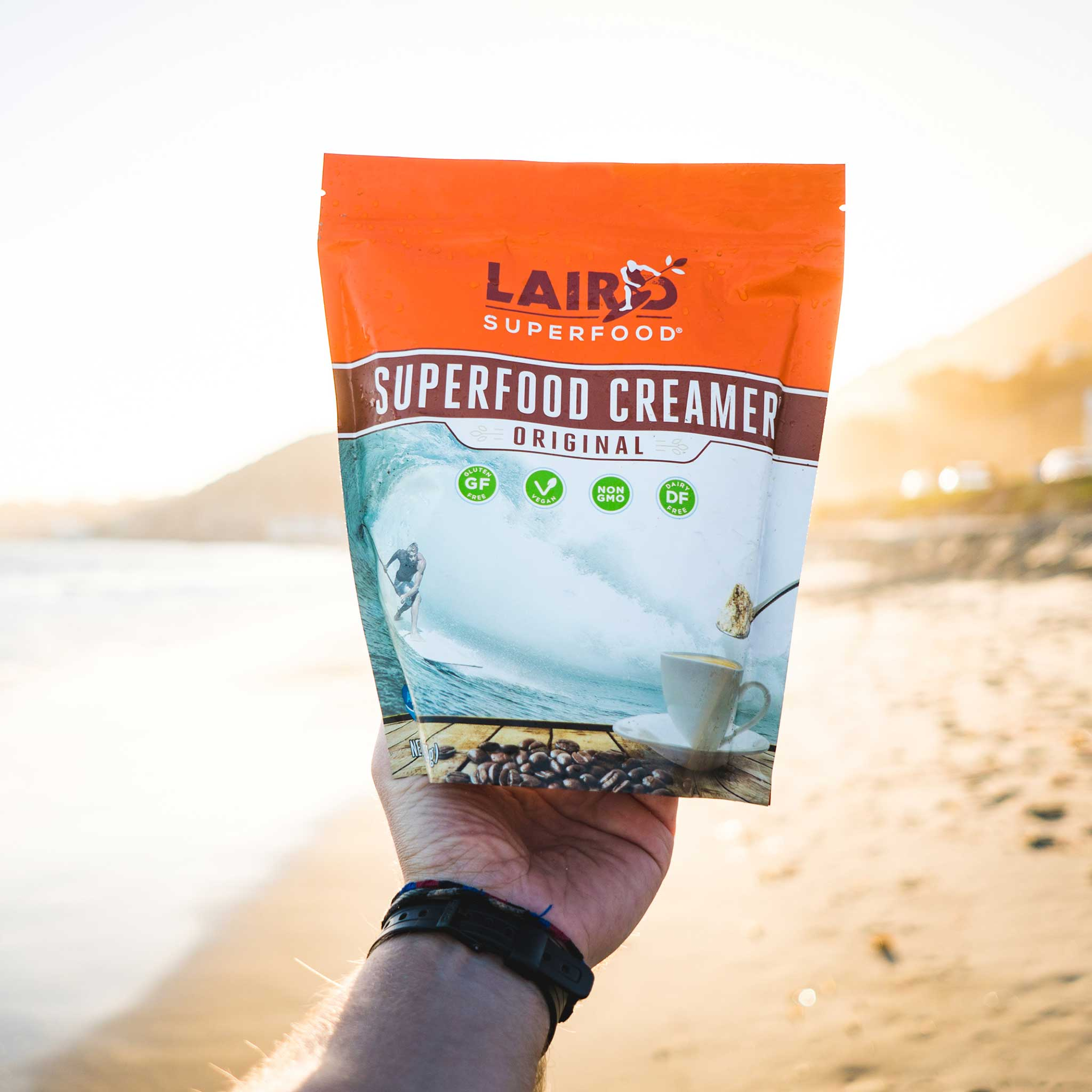 Plant-Based Laird Superfood Creamer