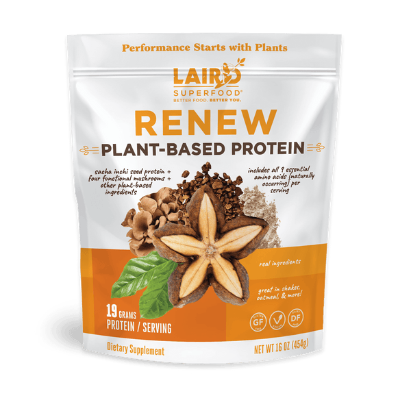 Renew Plant-Based Protein Front of Bag