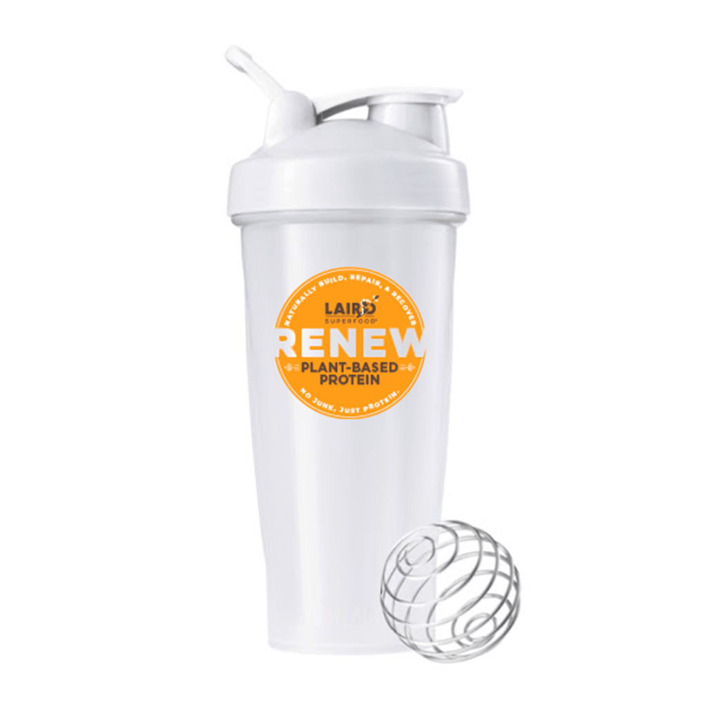 Renew Protein Blender Bottle