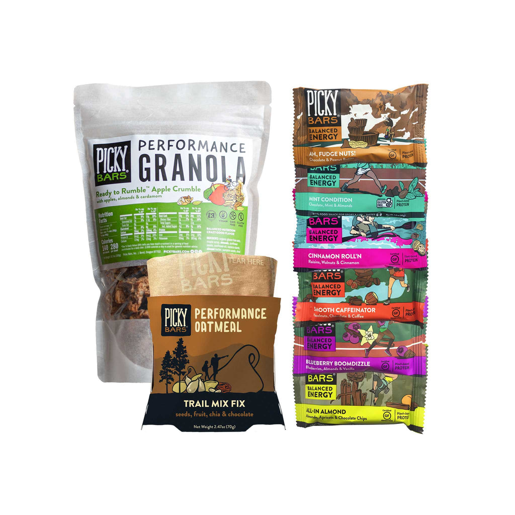 The Sampler Bundle - Laird Superfood and Picky Bars