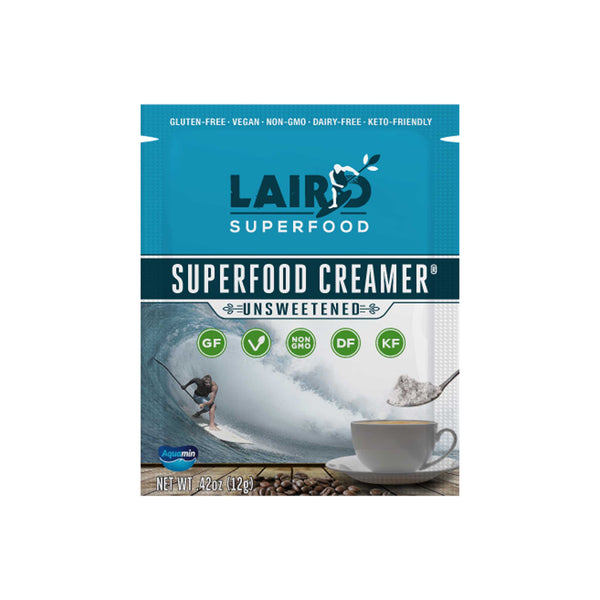 Plant-Based Unsweetened Creamer Single Servings