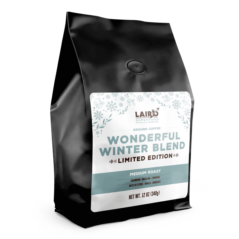 Wonderful Winter Blend Ground Coffee