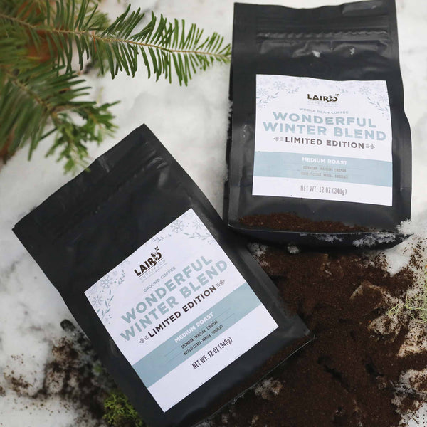 Winter Blend Ground Coffee