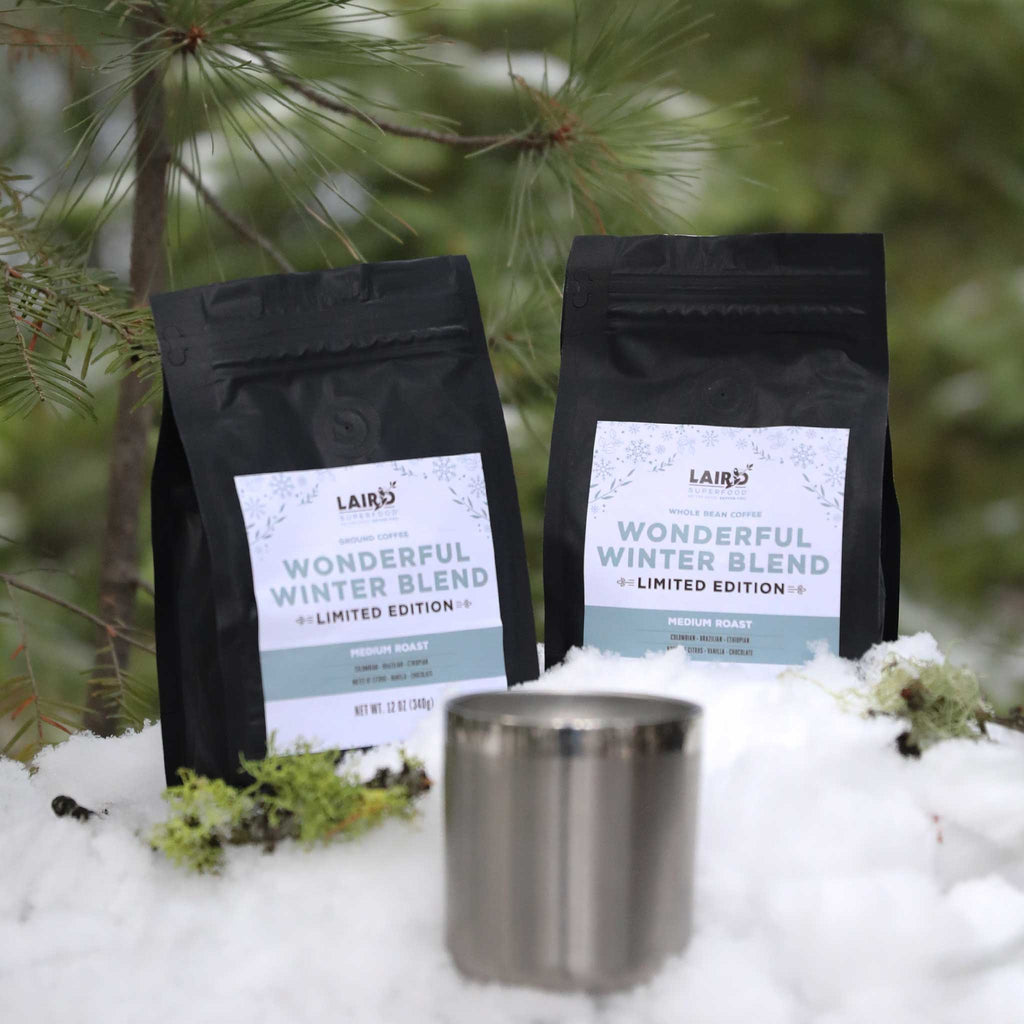Winter Blend Whole Bean Coffee