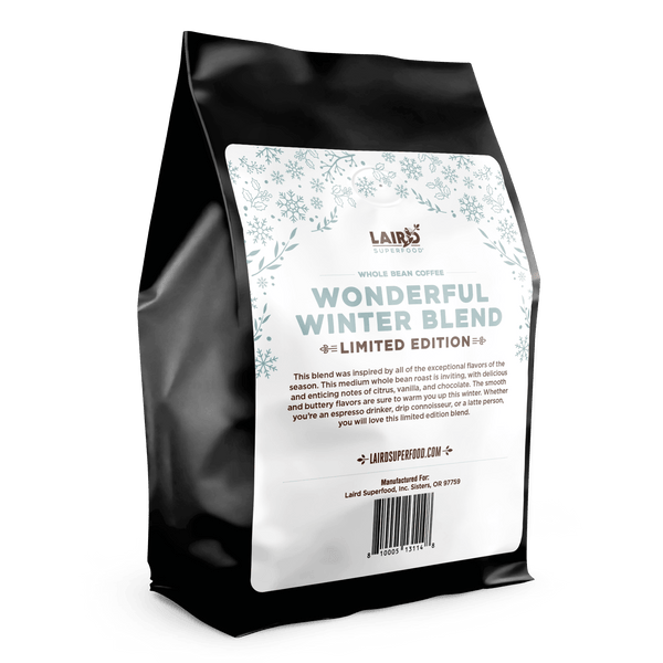 Winter Blend Coffee, Medium Roast
