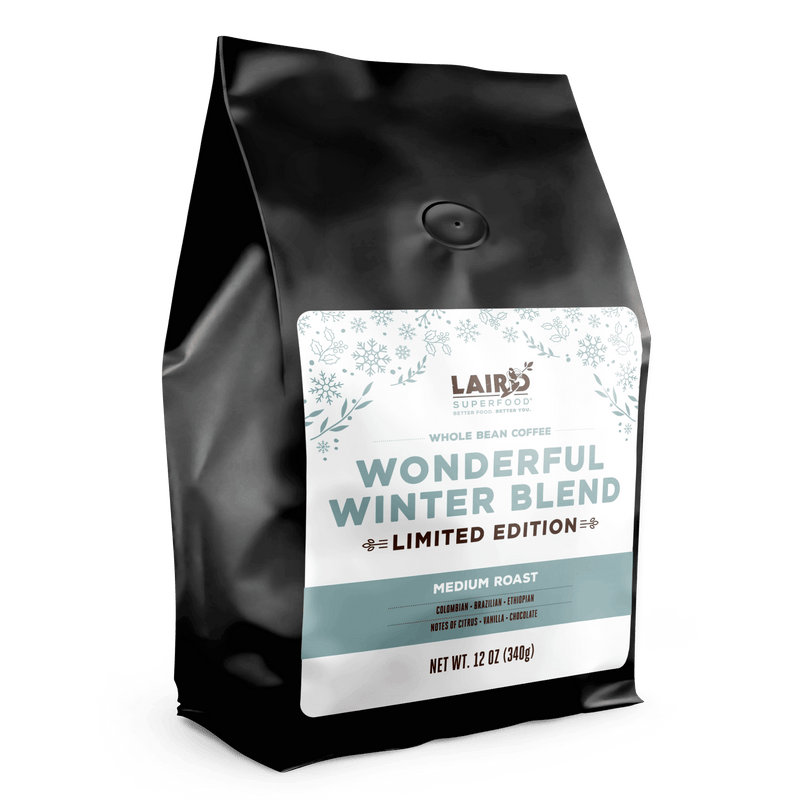Wonderful Winter Blend Whole Bean Coffee