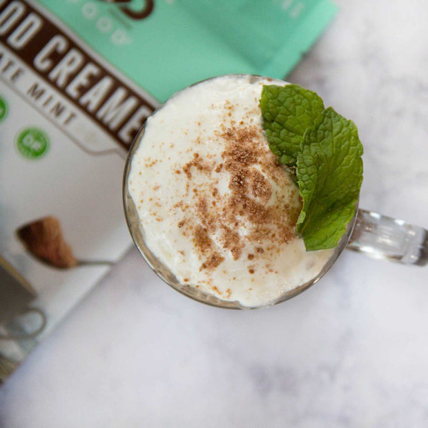 Vegan Mint Chocolate Creamer