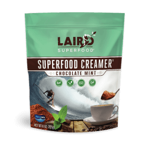 Chocolate Mint Superfood Creamer
