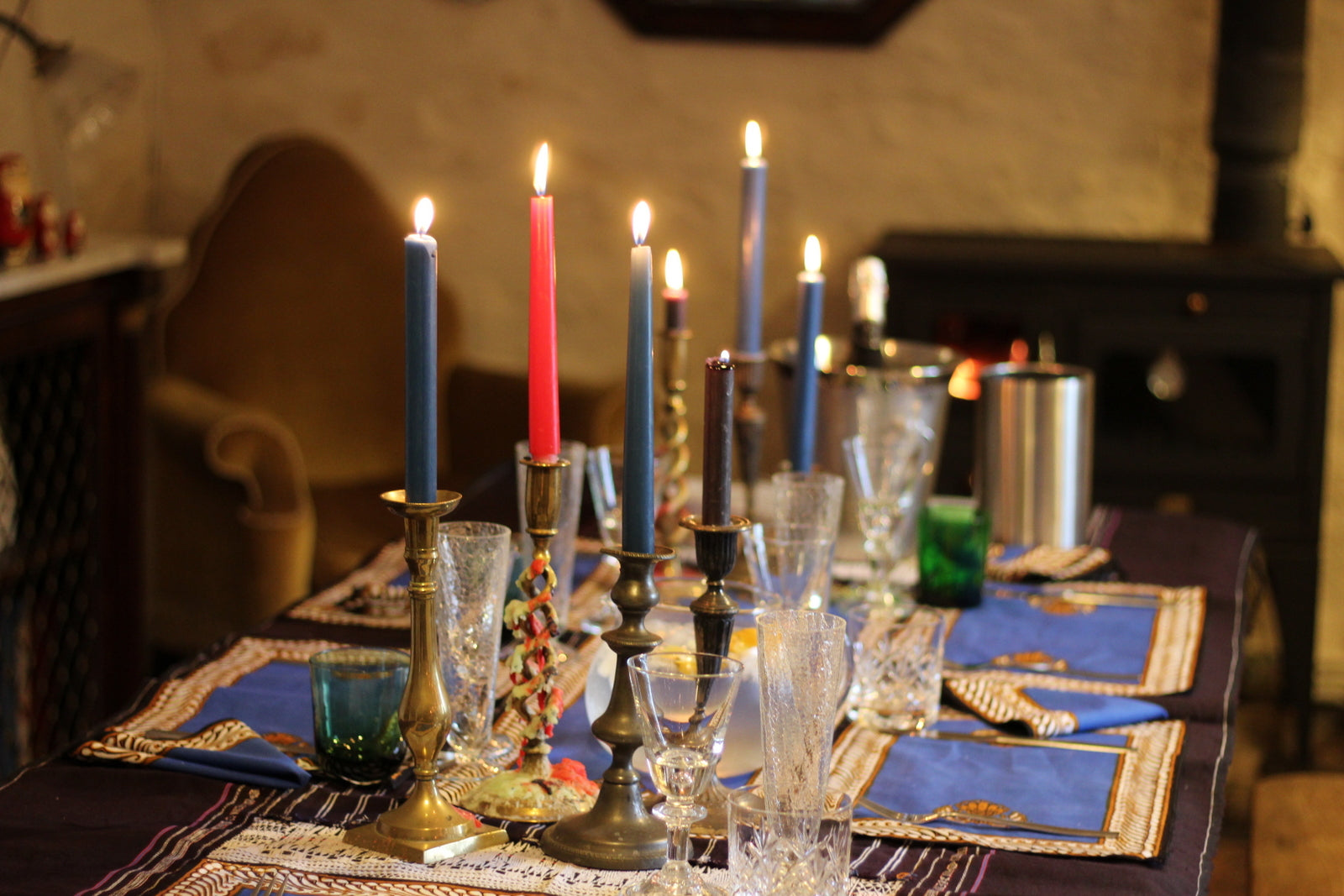 Get your dining room ready for Christmas
