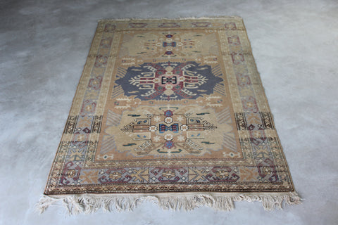 Antique Wool Erivan Rug
