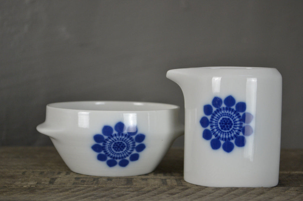 West German Novum 65 Jug & Bowl - Kernow Furniture 100s vintage, retro & antique items in stock