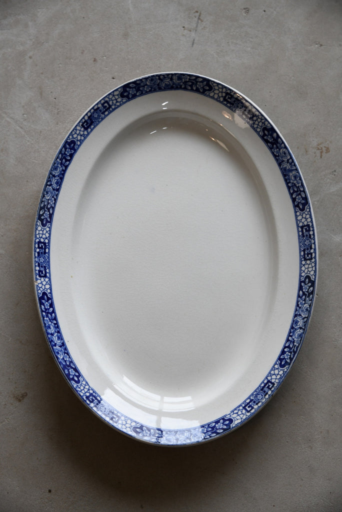 W Adams & Co Serving Plate