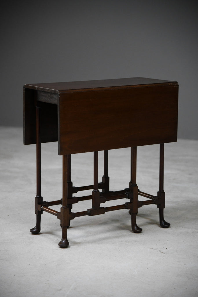 Small Drop Leaf Side Table