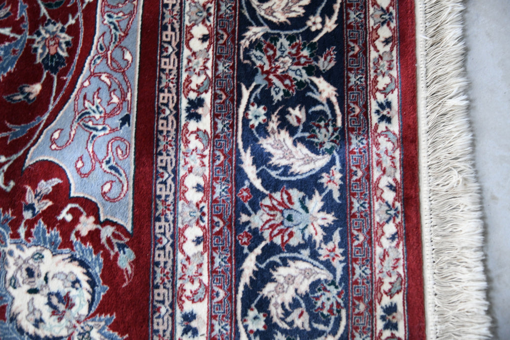 Large Quality Esfahan Rug
