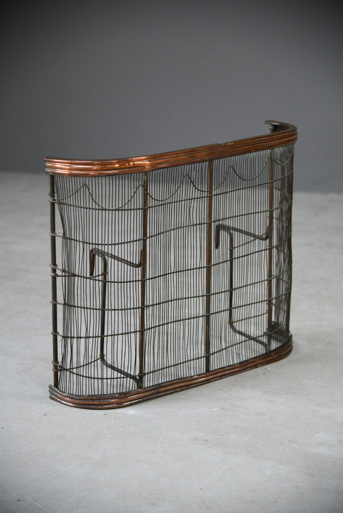 Copper & Wire Spark Guard