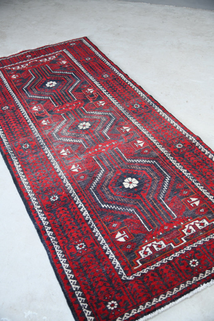 Red Belouch Rug