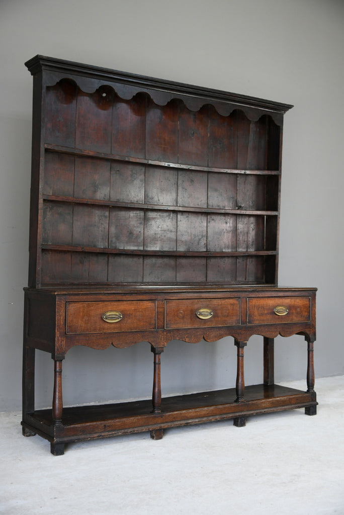 Antique Georgian Oak Dresser