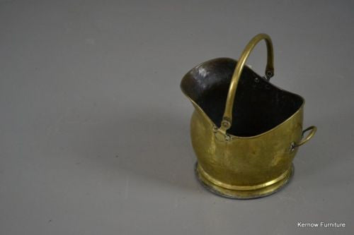 Brass Coal Helmet - Kernow Furniture