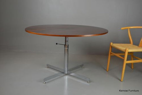 Retro Mid Century Rosewood Metamorphic Dining Coffee Table - Kernow Furniture 100s vintage, retro & antique items in stock