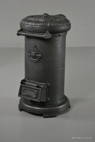 Charles Portway Cast Iron Tortoise Stove - Kernow Furniture 100s vintage, retro & antique items in stock
