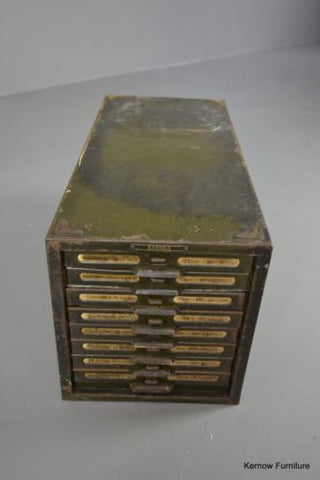 Kardex Metal Flat File Drawers - Kernow Furniture 100s vintage, retro & antique items in stock