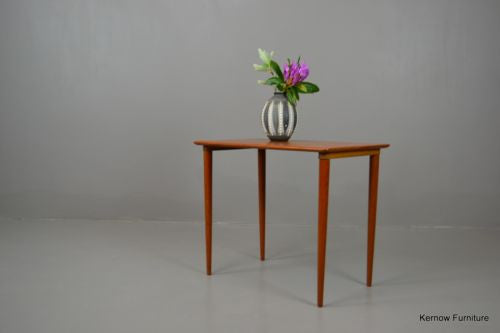 Retro Teak Coffee Table - Kernow Furniture