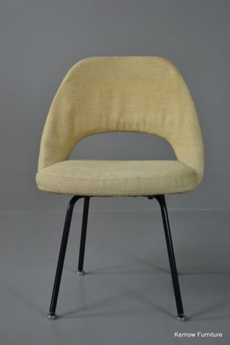 Early Knoll Eero Saarinen Armless Executive Chair - Kernow Furniture 100s vintage, retro & antique items in stock