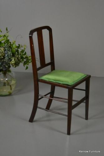 Vintage Occasional Bedroom Chair - Kernow Furniture