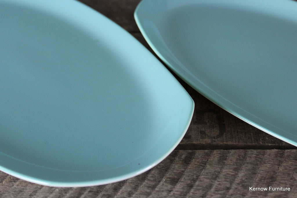 Midwinter Fashion Shape Plates - Kernow Furniture 100s vintage, retro & antique items in stock
