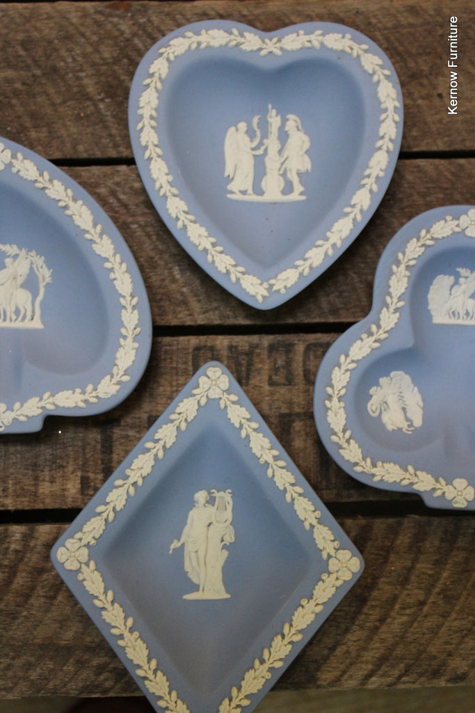 Wedgwood Jasperware Bridge Set - Kernow Furniture 100s vintage, retro & antique items in stock